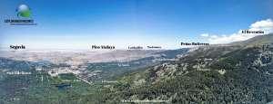 Vistas Sierra de Guadarrama