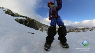 Autodetencion Montañismo invernal