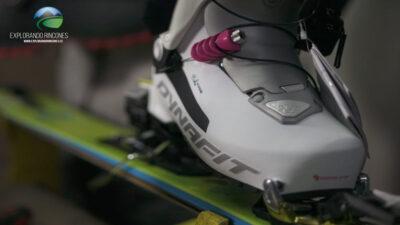 Ropa y equipamiento para esquiar