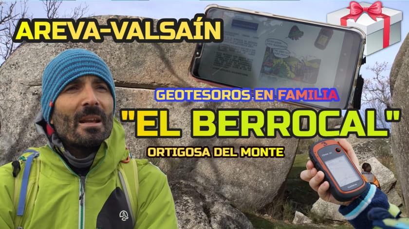 El BERROCAL - ORTIGOSA del MONTE - GEOCACHING AREVA - VALSAIN