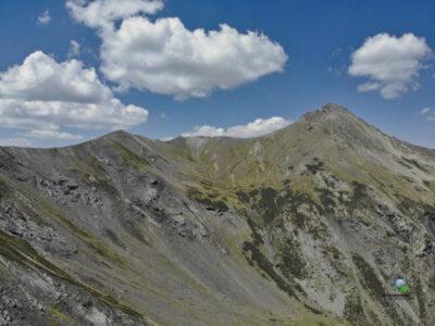 Pico Murcia desde Cardaño de Arriba