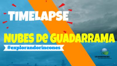 Timelapse Sierra de Guadarrama